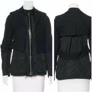Alexander Wang Layered Black Jacket | 4